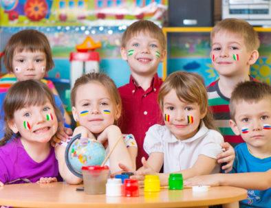 Детский лагерь Три Мишки - весенний набор