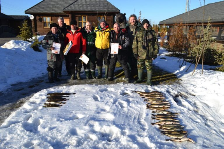 Фестиваль зимней Рыбалки