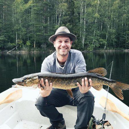 Рыбалка на Браславских озерах
